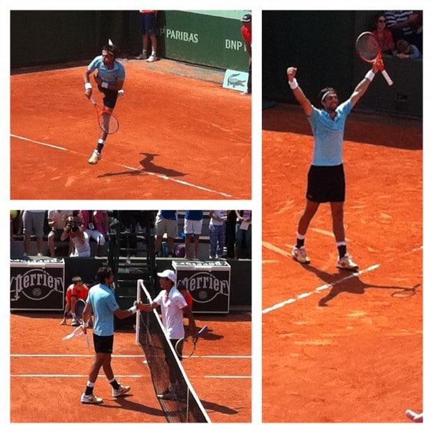 French Open Tag 3 - Tommy Haas und Julia Görges auf der Erfolgsspur 3