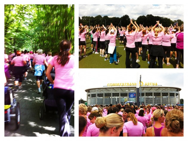 Womens Run 2012 in Frankfurt 2