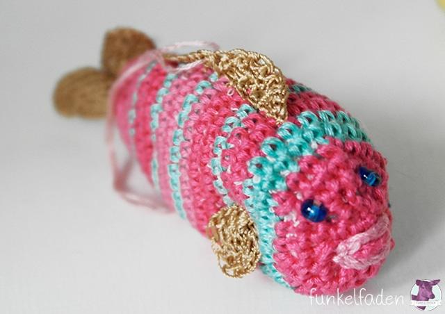 Fisch häkeln