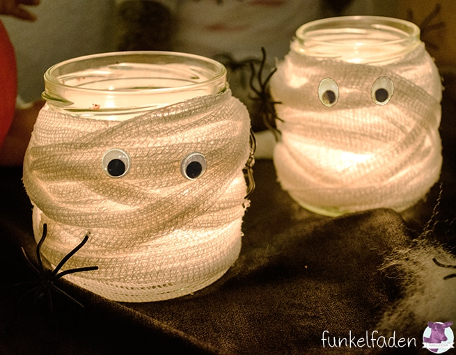 DIY - Dekoration Ideen für Halloween