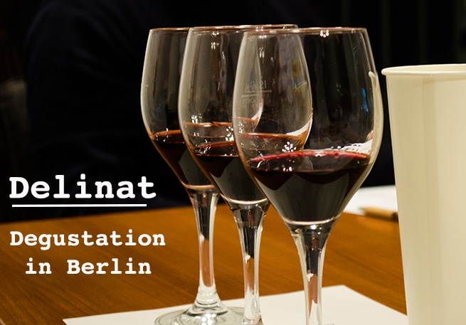 Degustation Workshop in Berlin