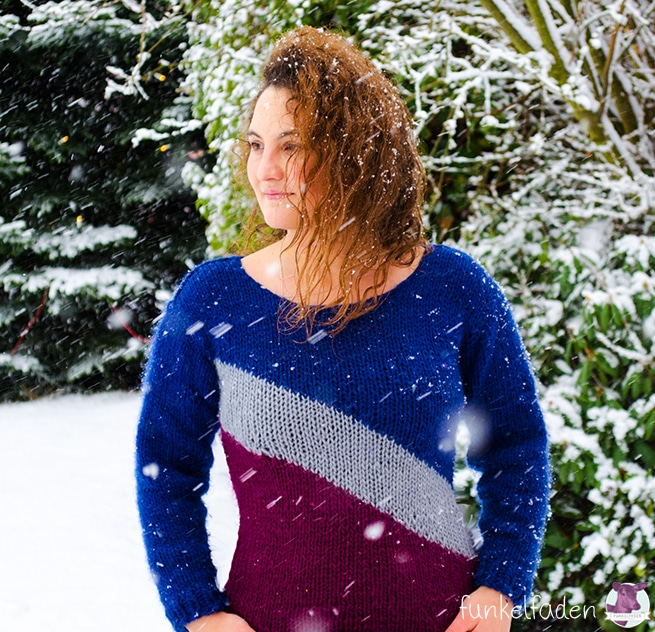 Pullover stricken - We Are Knitters