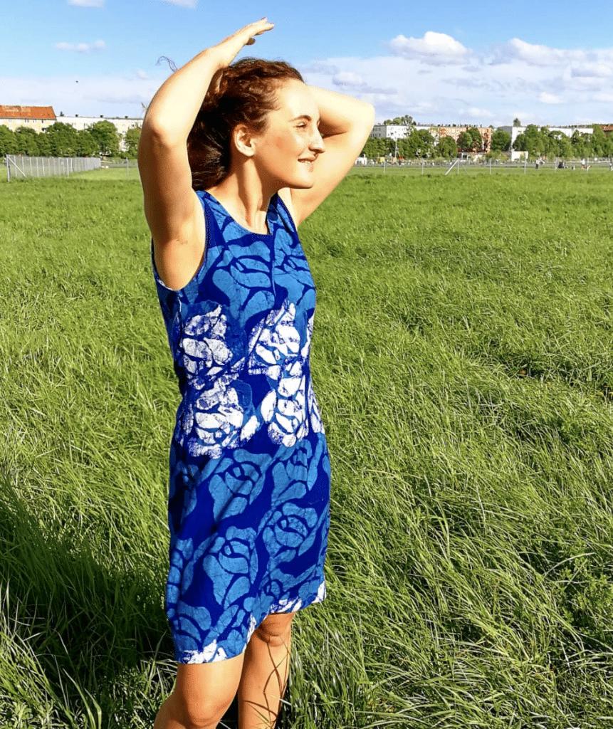 Freebook für ein Sommerkleid