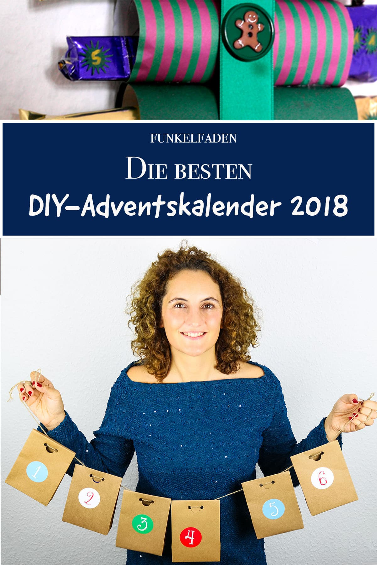 DIY adventskalender 2018