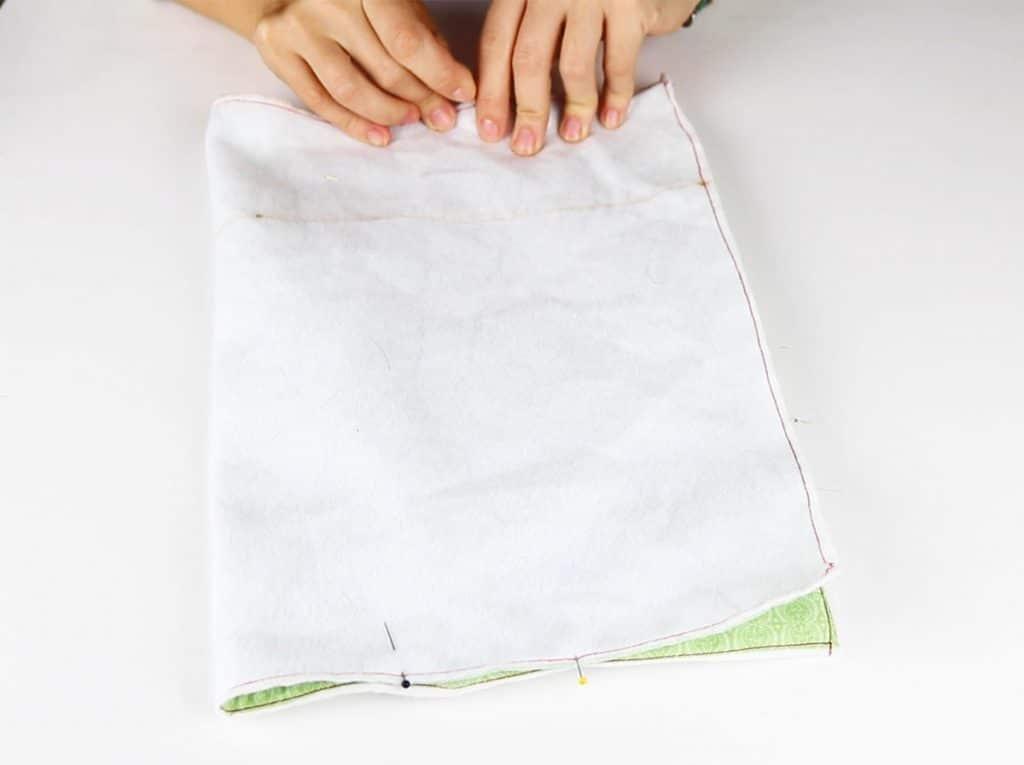 Nähanleitung Laptop Taschen nähen für Anfänger