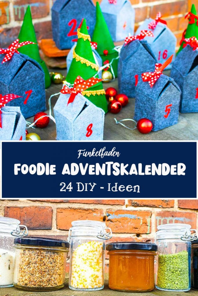 foodie DIY Adventskalender